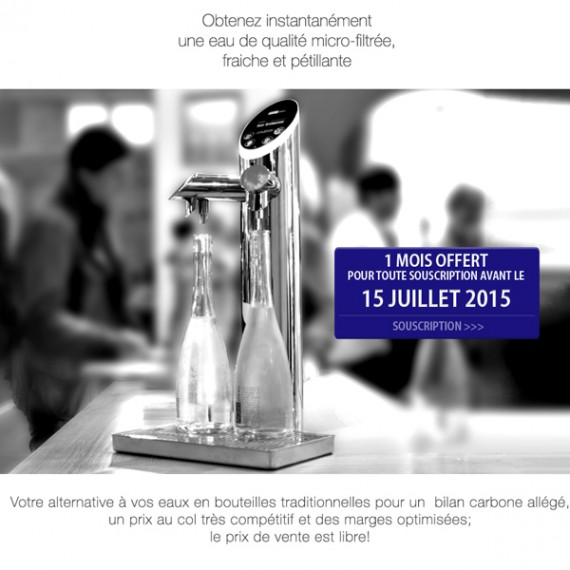Newsletter Aqua chiara France